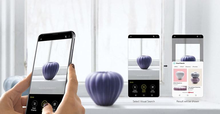 LG V30 – Highend-Smartphone mit Dual-Kamera und Android Oreo