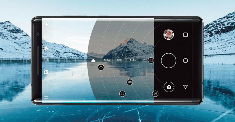 Nokia 8 Sirocco: Der neue Flaggschiff-Konkurrent