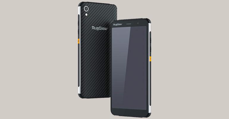RugGear RG 850 Dual-SIM: unzerstörbares Highend-Smartphone