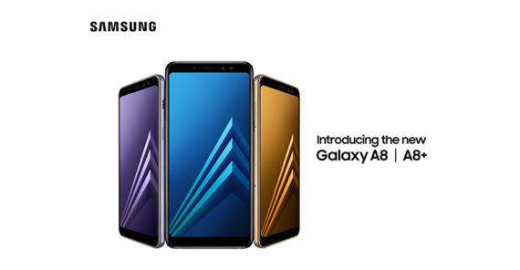 Samsung Galaxy A8 Duos A530F