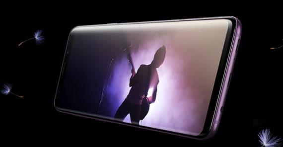 Samsung Galaxy S9 G960F