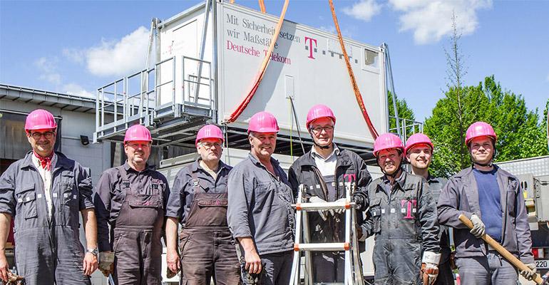 Das Disaster-Recovery-Management der Telekom: Katastrophenmanagement in kürzester Zeit