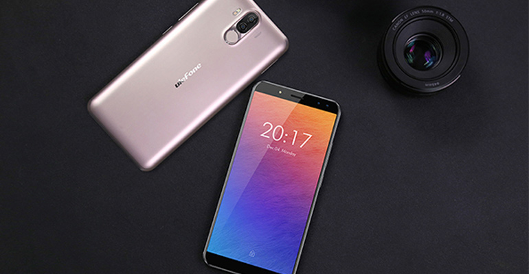 UleFone Power 3: Akkumonster aus China