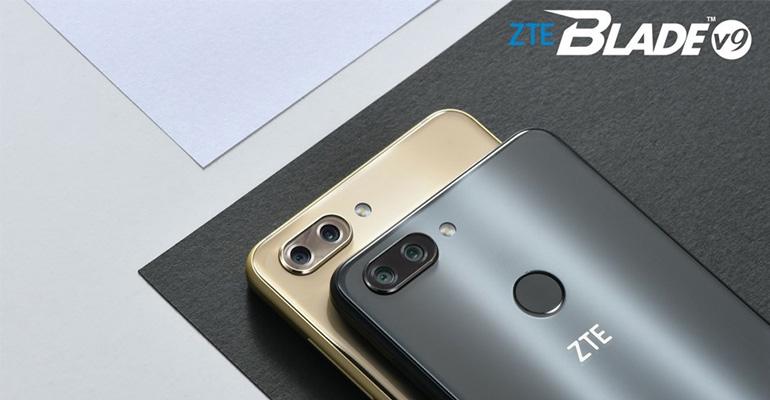 ZTE Blade V9 – dieses Smartphone kann glänzen