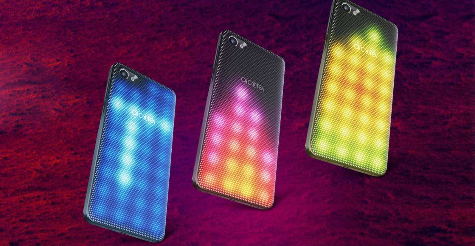 Alcatel A5 LED – die Lichtshow in der Hand