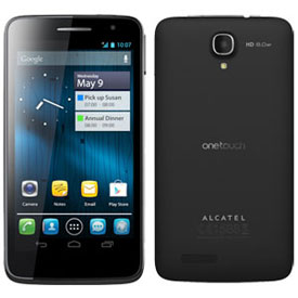 Alcatel One Touch Scribe HD 8008 – Android 4.2 Jelly Bean, Quad-Core-Prozessor und 8-Megapixelkamera