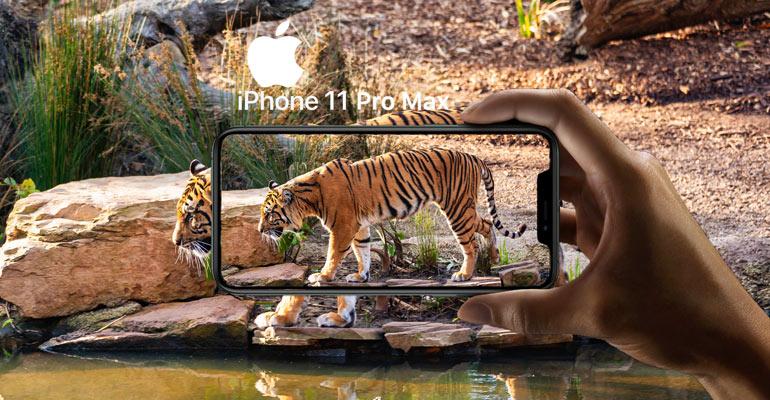 iPhone 11 Pro Max – Topleistung im XL-Format