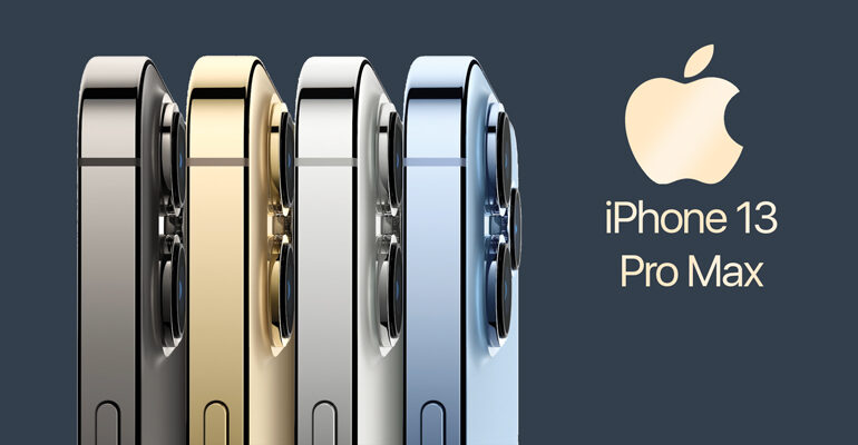 iPhone 13 Pro Max – groß, größer, Pro Max