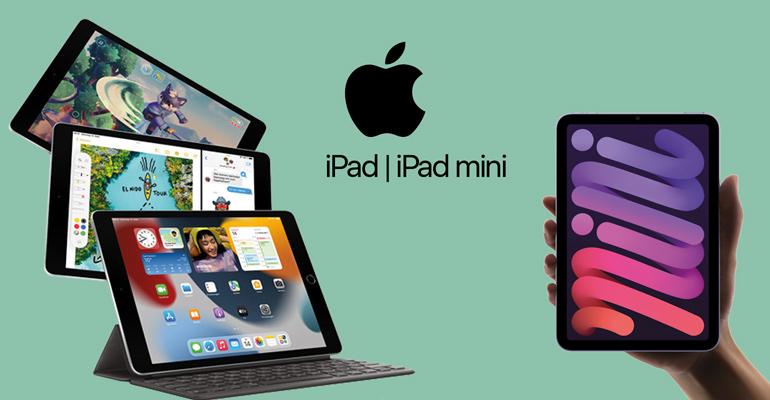 Die neuen iPads kommen