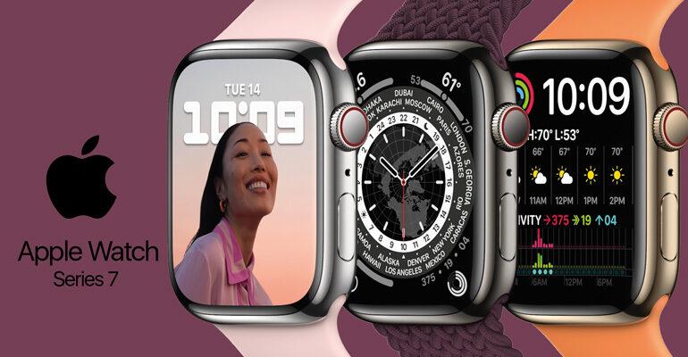 Die neue Apple Watch Series 7