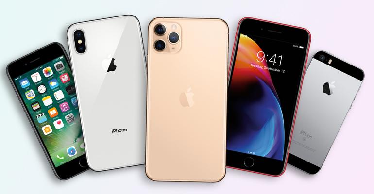 Der große iPhone-Vergleich