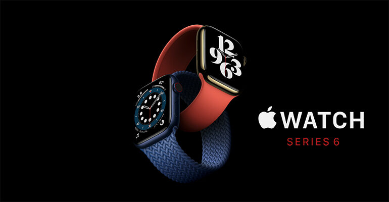 Apple Watch Series 6 – die Smartwatch für jeden