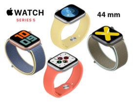 Apple Watch Series 5 44 mm – der smarte Begleiter am Handgelenk