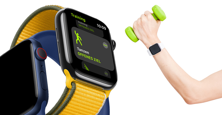 Sport-Apps für deine Apple-Watch