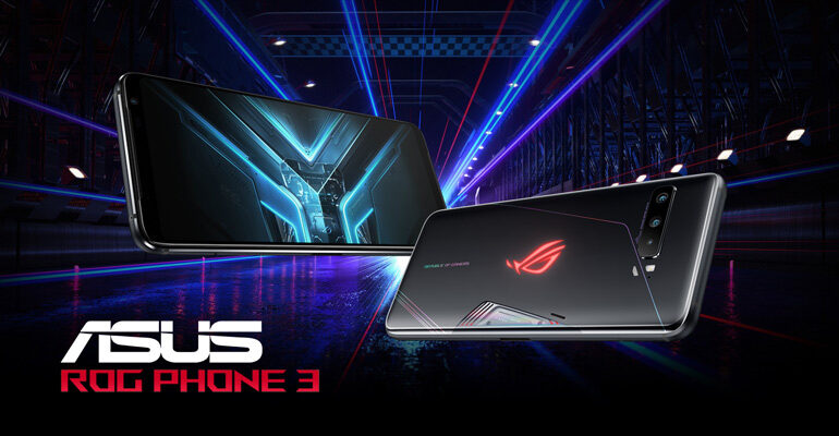 ASUS ROG Phone 3 – Gaming-Phone der Superlative