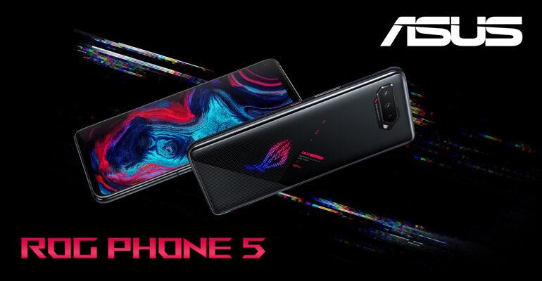 ASUS ROG Phone 5 – Gaming-Erfahrung auf dem nächsten Level