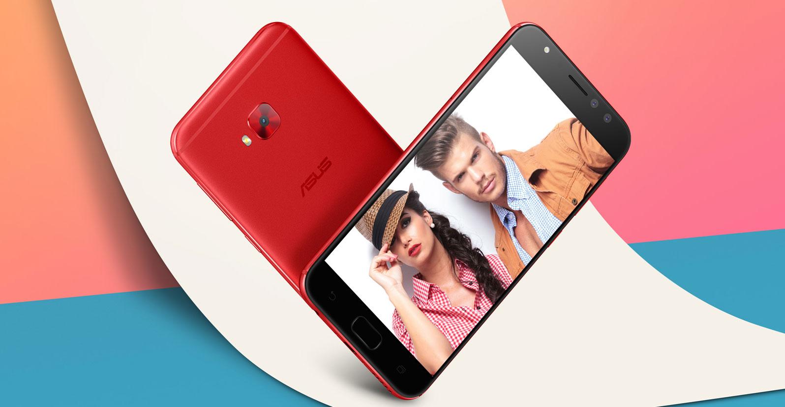 ASUS ZenFone 4 Selfie Pro – Selfies neu definiert