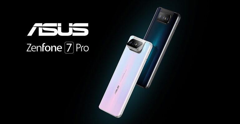 ASUS ZenFone 7 (Pro) – viel Leistung mit innovativer Kamera