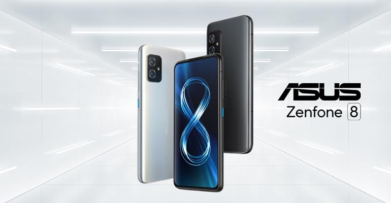 ASUS Zenfone 8 – große Leistung im kleinen Design