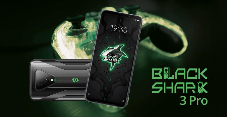 Xiaomi Black Shark 3 Pro – die Gaming-Elite