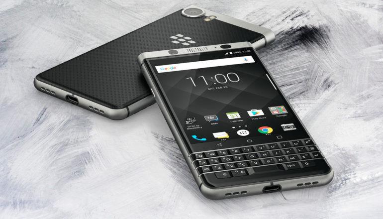BlackBerry KeyOne: der Schlüssel zur perfekten Business-Kommunikation