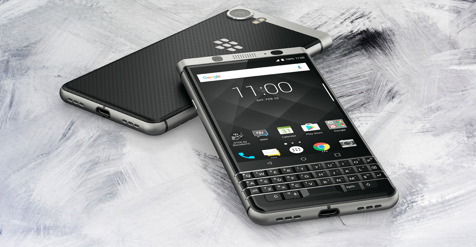 BlackBerry KeyOne: der Schlüssel zur perfekten Business-Kommunikation