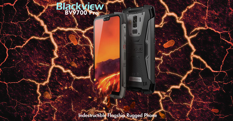 Blackview BV9700 Pro – das unkaputtbare Flaggschiff