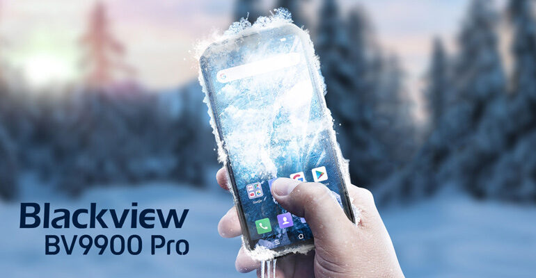 Blackview BV9900 Pro – unkaputtbar und mit IceMode