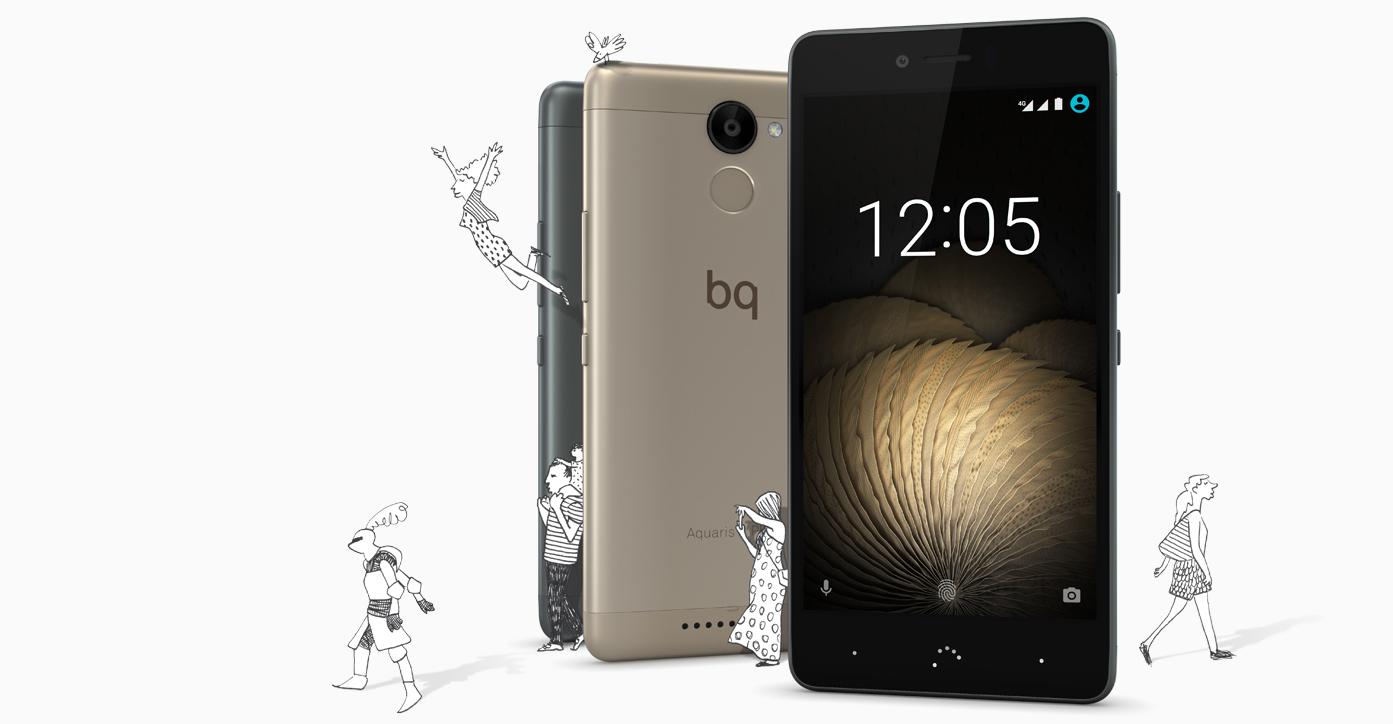 BQ Aquaris U Plus: Android-Smartphone für jedermann zum fairen Preis
