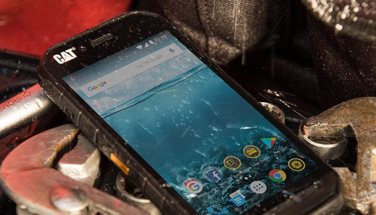 CAT S41: Android-Smartphone für jedes Outdoor-Abenteuer