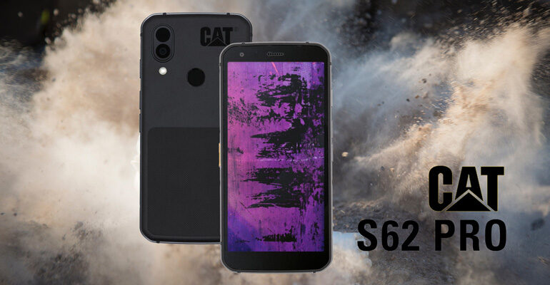 CAT S62 Pro – robustes Outdoor-Phone