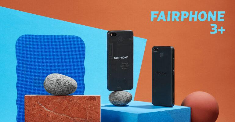 Fairphone 3+ – die nachhaltige Alternative