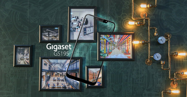 Gigaset GS 195 – Made in Germany