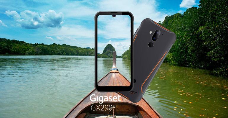 Gigaset GX290 – leistungsstarkes Outdoor-Phone mit viel Akku