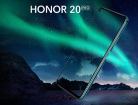 Honor 20 Pro – spannendes Design und viele Megapixel