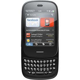 HP Veer: Kleines Slider-Smartphone mit QWERTZ-Tastatur und viel Leistung