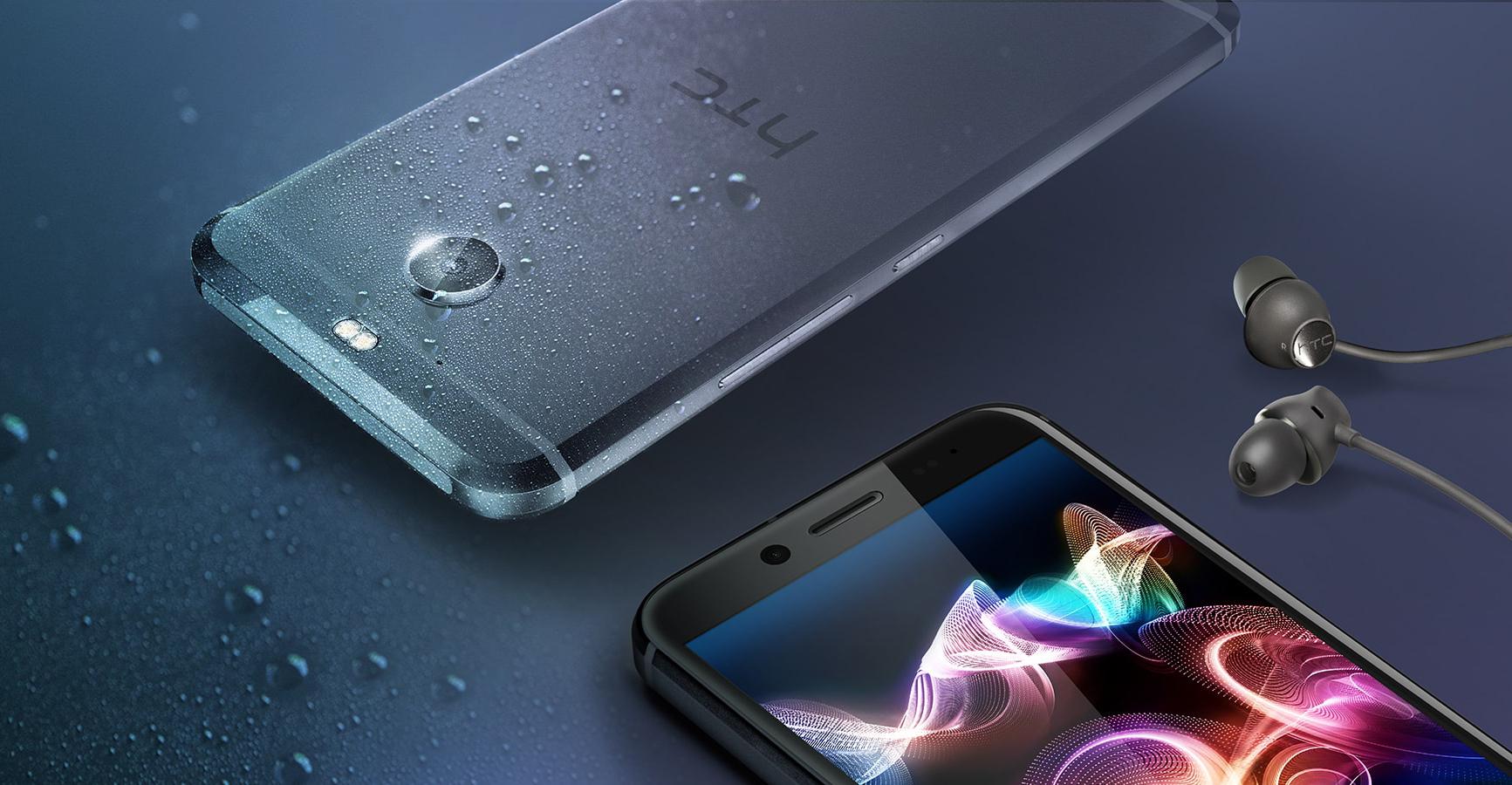 HTC 10 evo: Wasser- und staubgeschütztes Android-Phablet