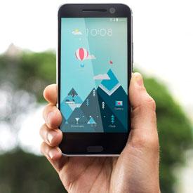 HTC 10 – aktuelle Technik trifft auf Individualität