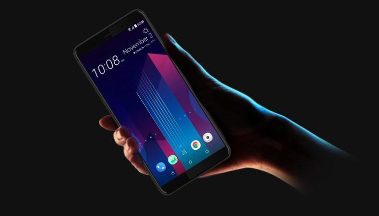 HTC U11+: ein Flaggschiff aus 2017