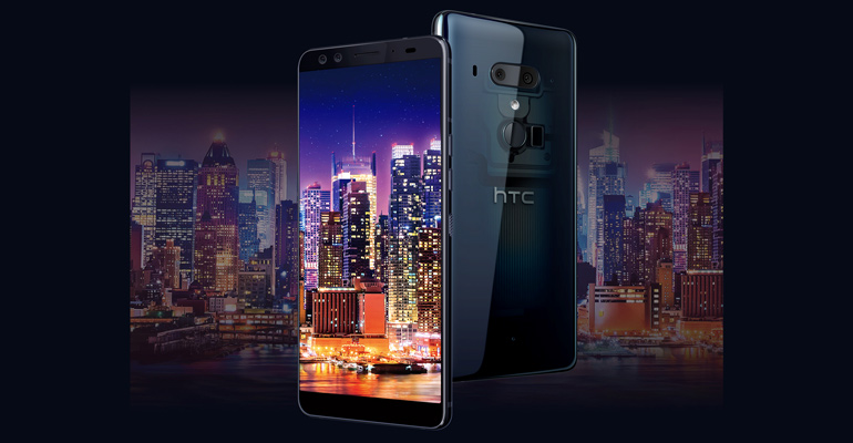 HTC U12 Plus – riesiges Display und rasend schnell