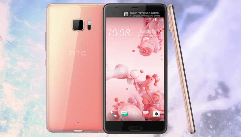 HTC U Ultra: 5.7 Zoll Androide mit Dual-Display