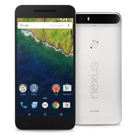 Huawei Google Nexus 6P: Phablet mit Android-Betriebssystem