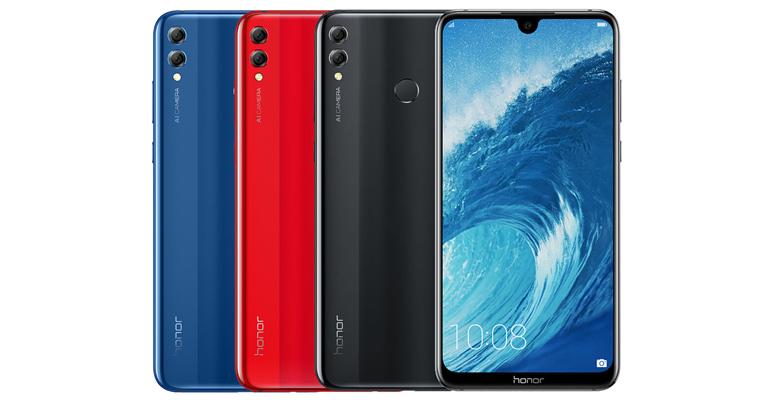 Huawei Honor 8X Max – Display-Riese der Mittelklasse
