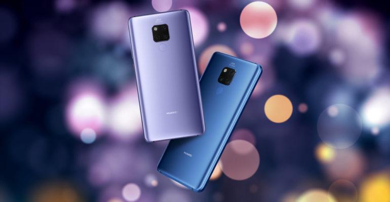 Huawei Mate 20 X – großes Entertainment für unterwegs