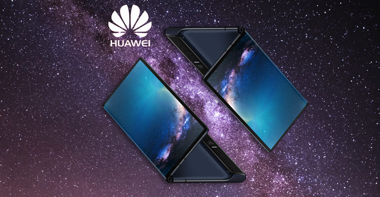 Huawei Mate X – 5G im faltbaren Design