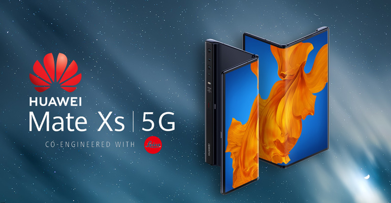 Huawei Mate Xs – das Revolutions-Update