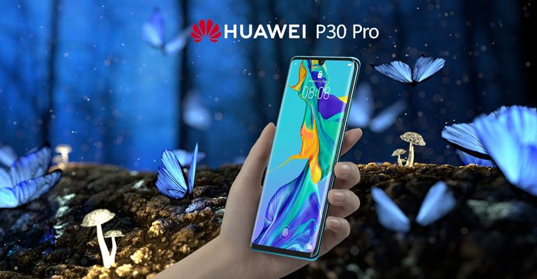 Huawei P30 Pro – Photo-Smartphone der Spitzenklasse