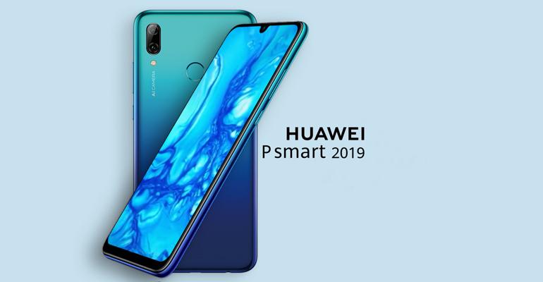 Huawei P smart 2019 Dual-SIM – ein überzeugender Start ins Jahr 2019