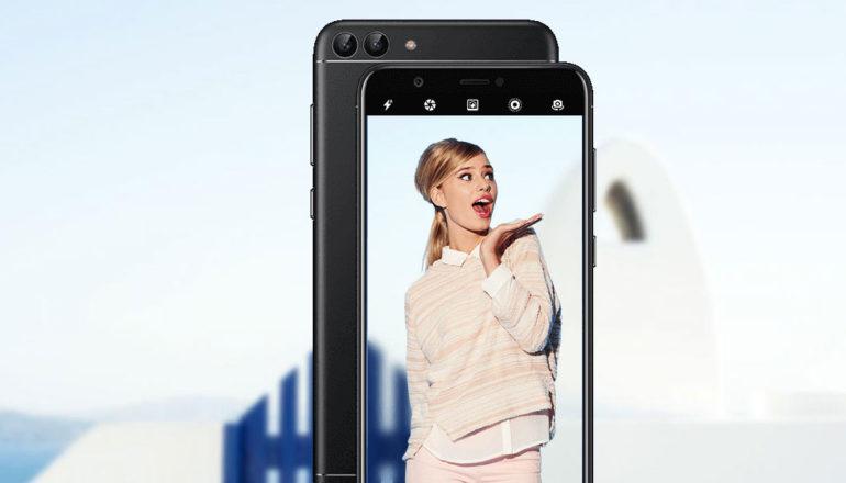 Tolle Dual-Kamera, großer Blickwinkel und intelligenter Splitscreen vereint im Huawei P smart