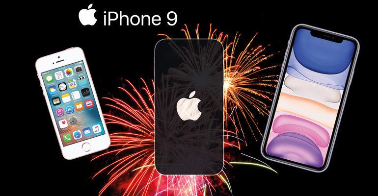 iPhone 9? Die Verschmelzung von Alt und Neu